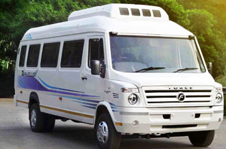 tempo traveller 26seat